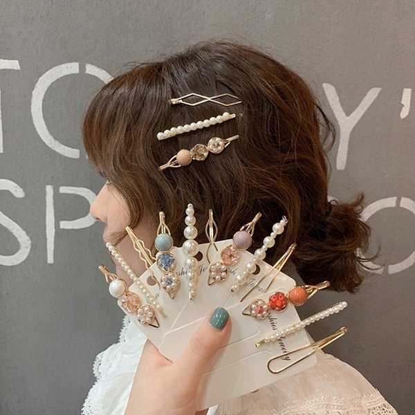 headwearforwomen, hairclipset, pearlhairclip, pearls