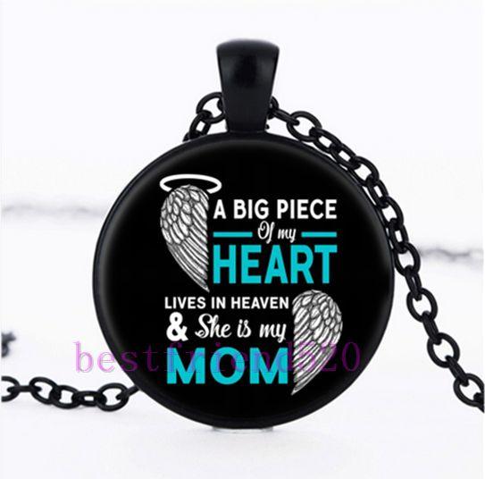 Heart, Chain Necklace, Jewelry, memorialjewelery