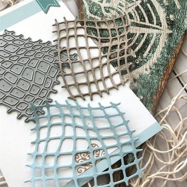 diarydecoration, gridmetalcuttingdie, carftdie, metalcuttingdie