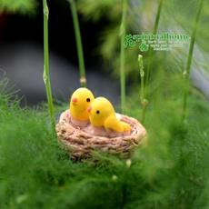 Decorative, Mini, Garden, doll