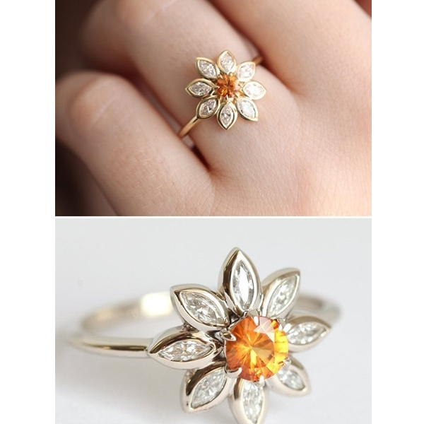 Sterling, DIAMOND, hollowring, Gifts