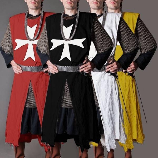 Knights tunic tabbard for fancy dress