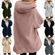 warmjacket, Winter, coatsampjacket, Women Blouse