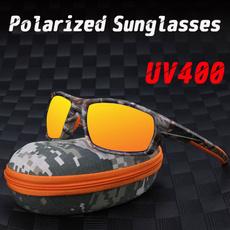 Fashion, cyclingsunglassesformen, blackpolarizedsunglasse, fishing sunglasses