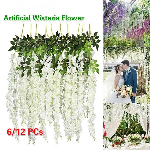 eucalyptu, Decor, wedding decoration, wisteriaflower