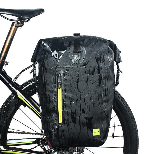 Shoulder Bags, Bicycle, pannierbag, waterproofcyclingbag