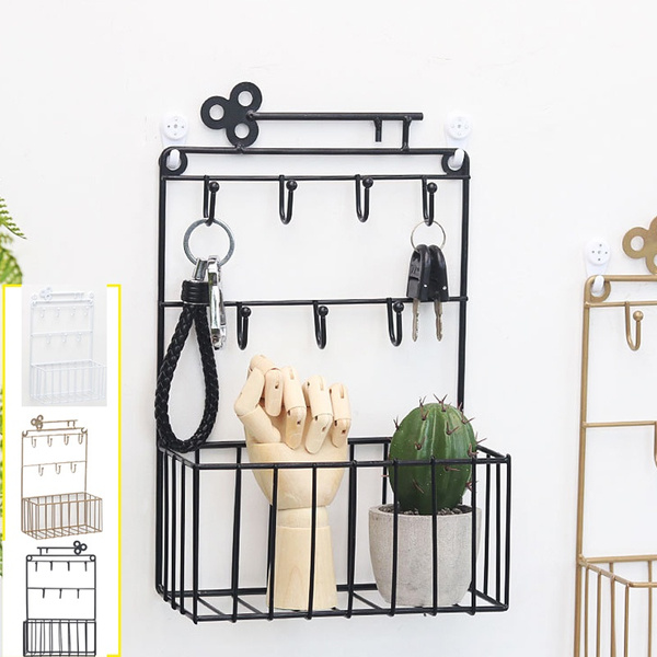 meshshelfbasket, Storage & Organization, Bathroom, ironmeshrack