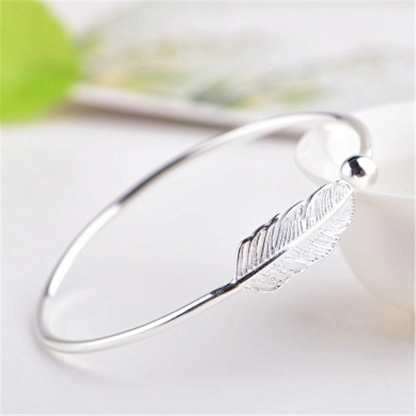 Jewelry, Bracelet, Silver Bracelet, fashionaccessoriesforwomen