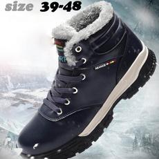 ankle boots, Outdoor, Winter, Waterproof