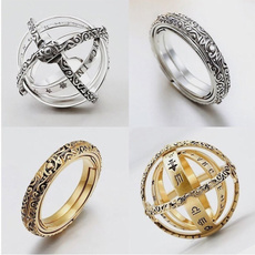 Sterling, astronomicalballring, Jewelry, 925 silver rings
