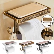 toiletpaperholder, Bathroom Accessories, Decoración de hogar, Shelf