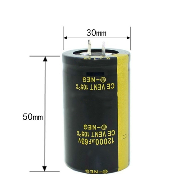 audioamplifiercapacitor, 30x50mmelectrolyticcapacitor, 12000ufcapacitor, cylindrical