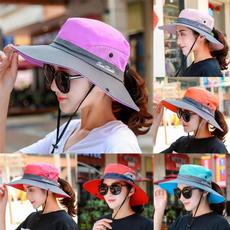 Outdoor, buckethatforwomen, womanhatscap, sunhatsforwomen