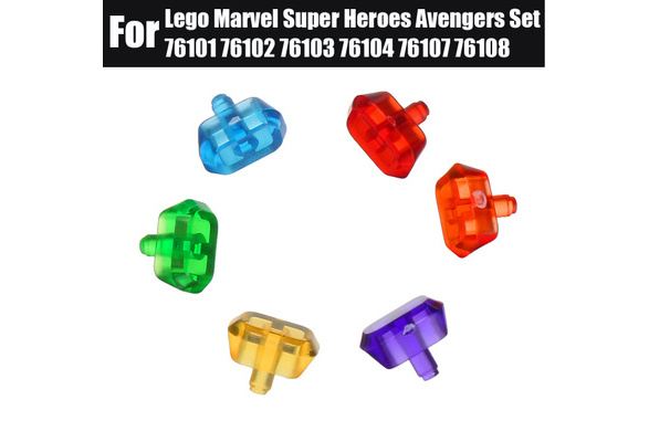 For Lego Marvel Super Heroes Avengers Set 76101 76102 76103 76104 6Pcs  !