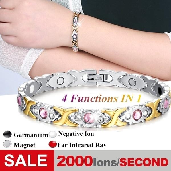 Steel, Lady Bracelet, Yoga, Jewelry