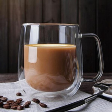 doublewallcup, coffeeamptea, Cup, Glass