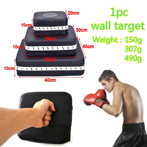PU Wall Punch Boxing Bags,Pad Target Pad Wing Boxing Fight Training Bag SandbOE