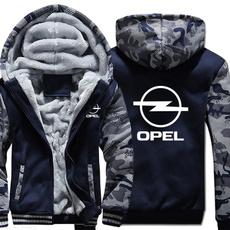 Thicken, Winter, Coat, Men