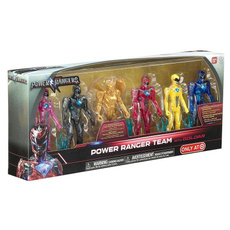 Toy, morphin, figure, Gifts