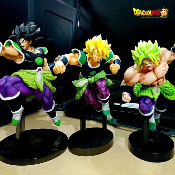 Collectibles, broly, figure, oversea