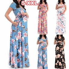 Summer, Moda, long dress, Vestidos