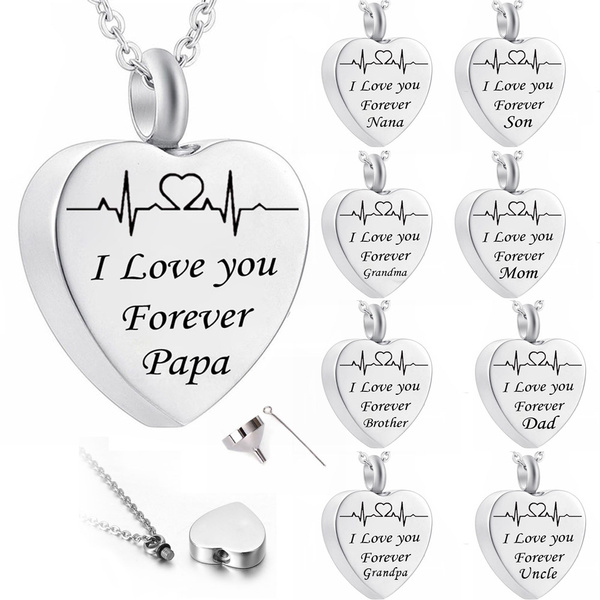 Kit, electrocardiogramnecklace, Love, Jewelry