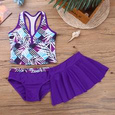 girlskidsswimwearset, #Summer Clothes, Fashion, Skirts