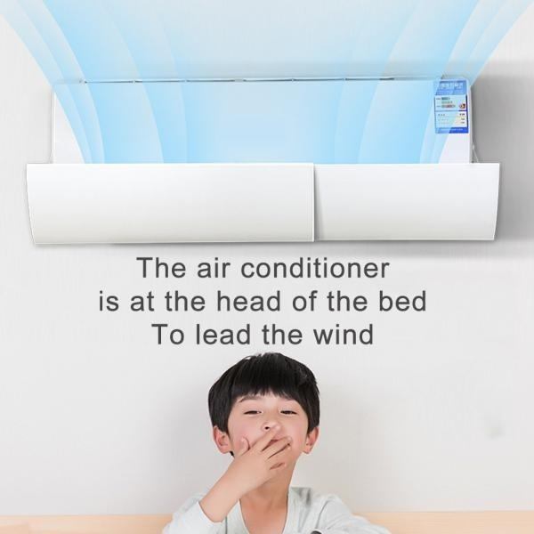 coldwind, air conditioner, blowing, shield