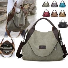 largepurse, Capacity, leather, overnightbag