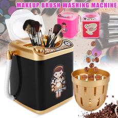 Mini, electriccosmeticashingmachine, makeupbrushcleaningtool, Beauty