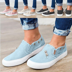 non-slip, casual shoes, Sneakers, Plus Size