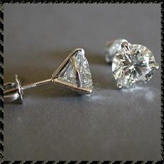 Hoop Earring, Dangle Earring, Jewelry, gold