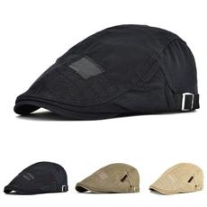 Newsboy Caps, Fashion, cottonhat, unisexhat