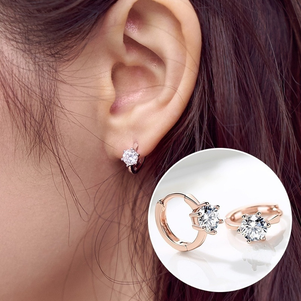 Sterling, DIAMOND, Beautiful Earrings, Diamond Ring