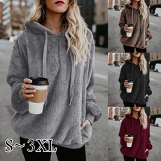 women pullover, Plus Size, Winter, thickcoat