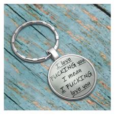 Love, buy 1 get 1 free, loversjewelry, couplekeychain