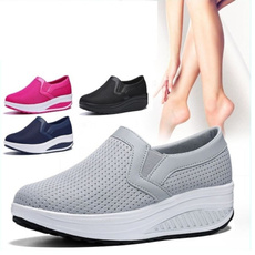 Summer, Tenis, Exterior, Womens Shoes
