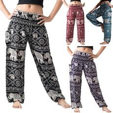 Women Pants, harem, trousers, Yoga