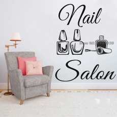 Nails, Decor, art, Beauty