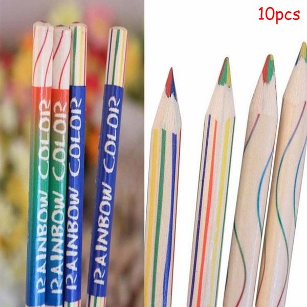 rainbowpencil, pencil, colorfulpaintingpencil, Colorful