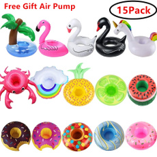 inflatablepooltoy, flamingo, poolparty, Cup