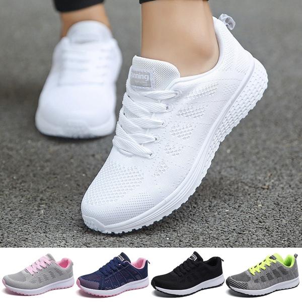 Fashion Women Sport Shoes Breathable