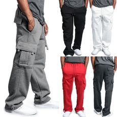 trousers, high waist, pants, mulitpocket