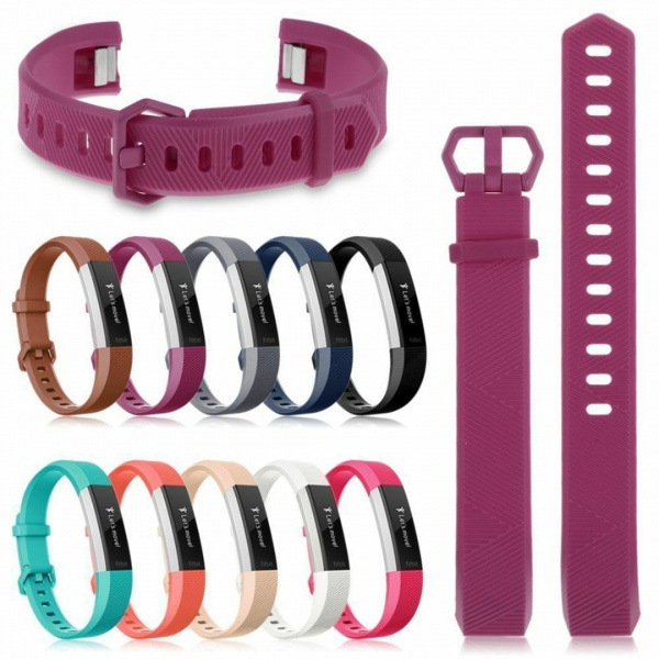 Wristbands, Fitness, Silicone, Buckles