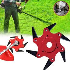 Head, Blade, grasscutter, Garden