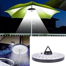 Outdoor, led, umbrellalight, Interior Design