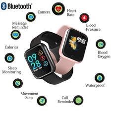 ecg, Heart, Sport, Monitors