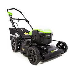 mower, black, Patio & Garden, Green