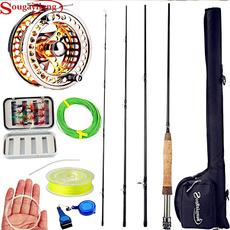 Aluminum, flyfishingcombo, flyfishingtackle, Fishing Tackle