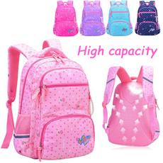 School, Waterproof, School Backpack, Backpacks